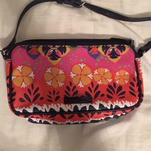 Multicolored Vera Bradley purse